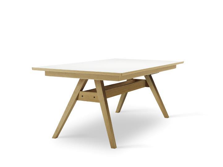 Storslået SKOVBY #11 spisebord DZ26